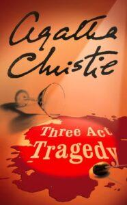 Three Act Tragedy book